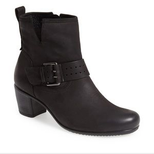 ECCO Touch 55 Leather Ankle Boot